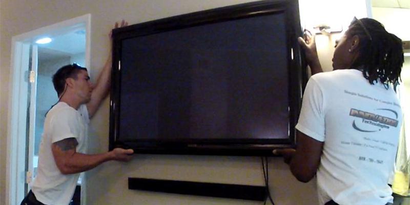 San Diego TV Installation in 2  minutes