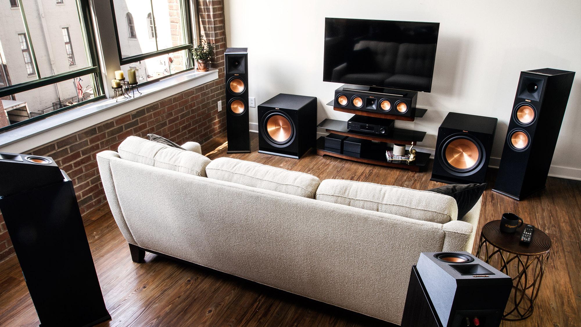 Custom Sound System Installation