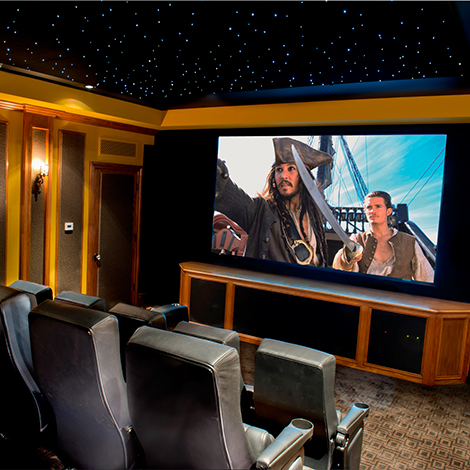 san diego home theater acoustic design installation - Home Theater Designers
