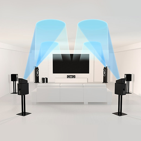 san diego home theater system design installation. beautiful ideas. Home Design Ideas